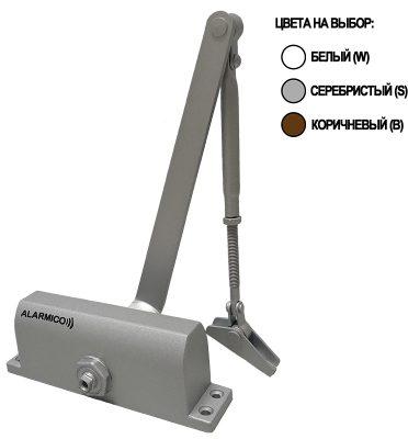 дверные доводчики на двери до 60 кг